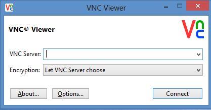 حل مشکل paste کردن متن در vnc
