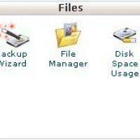ایجاد اکانت FTP در Cpanel در قالب x3 (قدیمی)