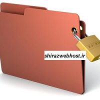 جلوگیری از دزدی فایل ها و یا عکس های هاست